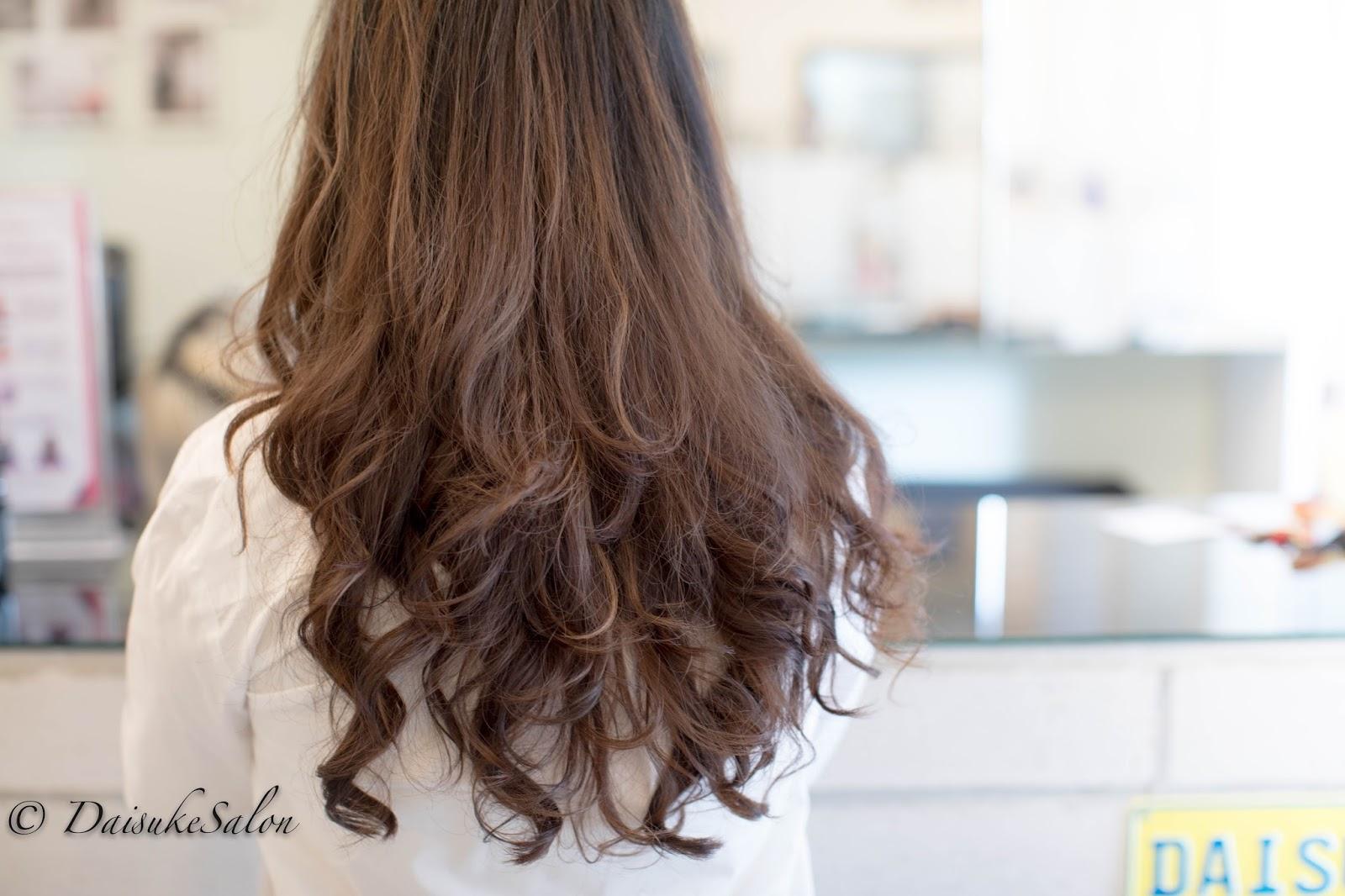 Welcome Japanese Setting Perm Long Hair