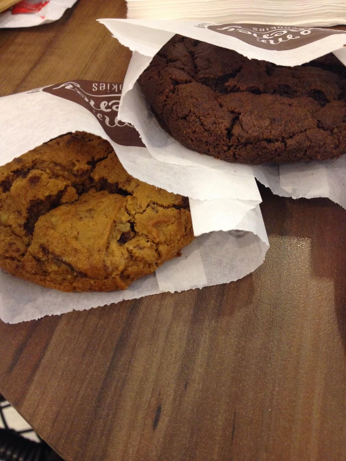 MR+CHENEY Receita: Chocolate Chip Cookies com Nozes do Mr. Cheney