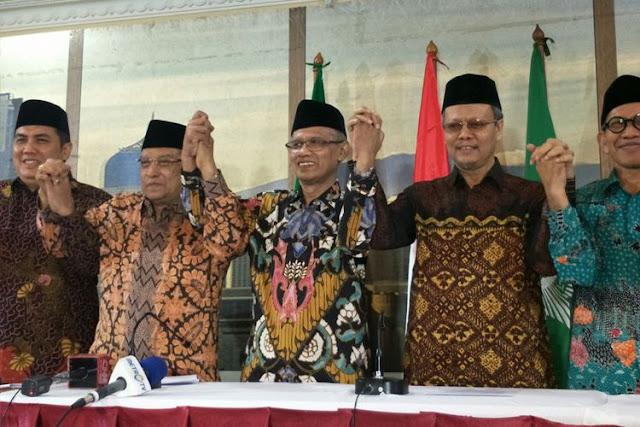 Di Hadapan Pengurus Muhammadiyah, KH Said Ingatkan Bahaya HTI