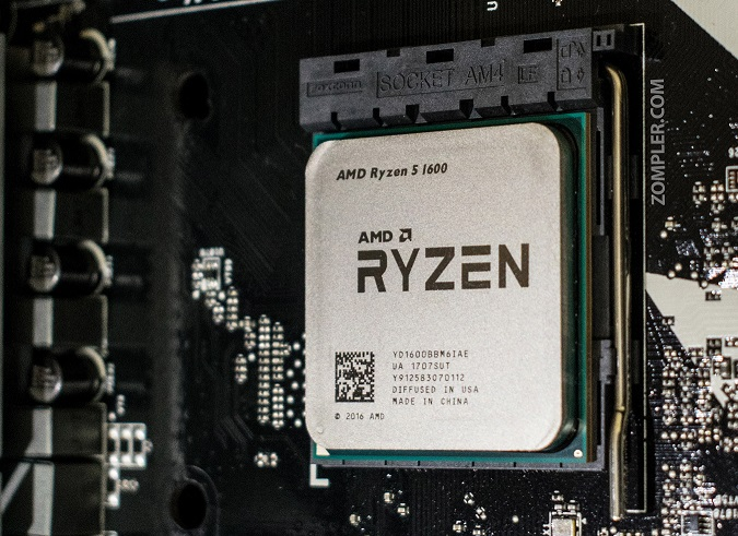 Overclocking Ryzen 5 1600 on Air : A short Review