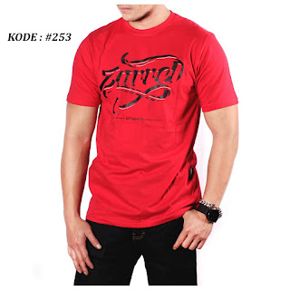 KOAS ZURREL ORIGINAL WARNA MERAH