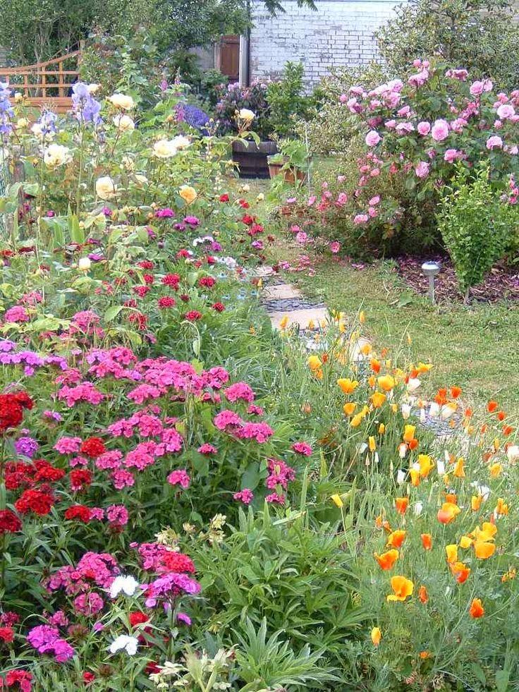 Home garden 40 inspirations pour un jardin anglais for Xd garden design