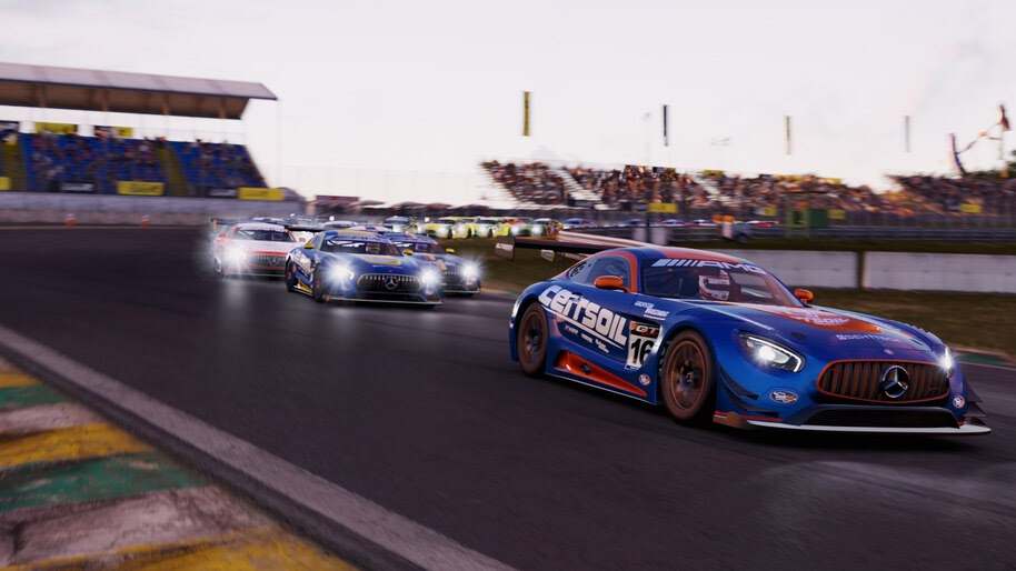 Project CARS 3, Race Track, Racing, 4K, #7.2411