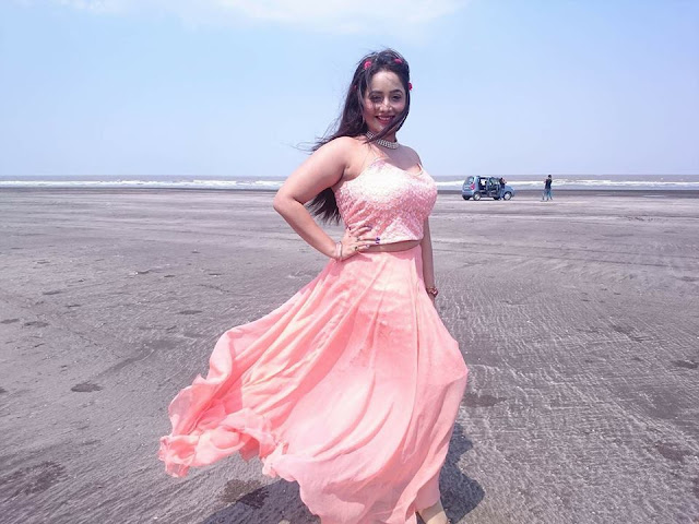 Rani Chatterjee Latest Photo, Bhojpuri Actress