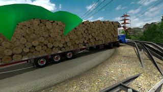 Mod Truck Fuso tribal Ets2