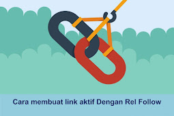 Cara Membuat Backlink Rel Follow Di Komentar Blog