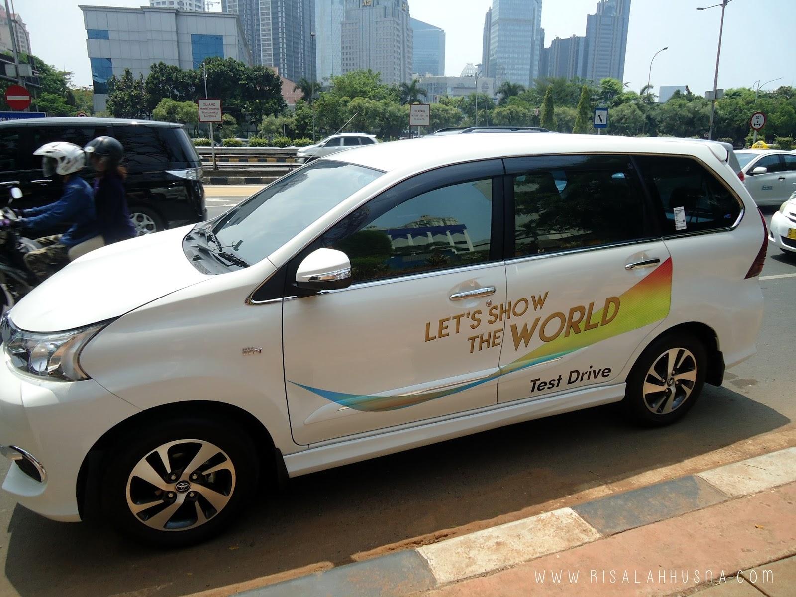 Grand New Veloz Putih All Toyota Alphard 2019 Risalah Husna One Day Challenge Ke Ah Poong Sentul Bersama Teman Saya Selama