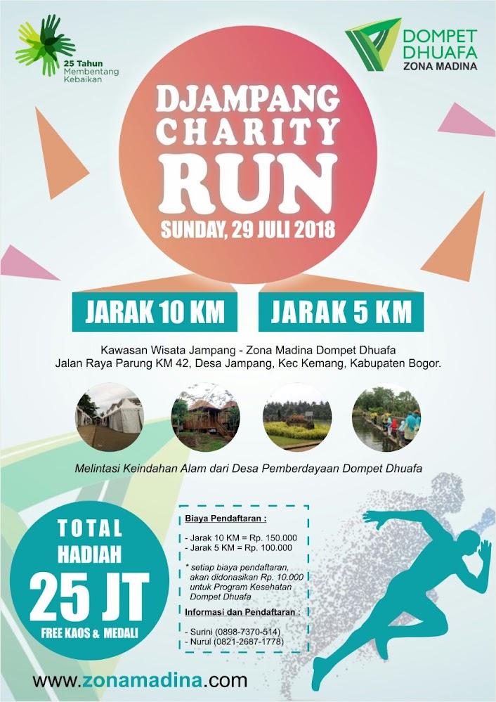 Djampang Charity Run • 2018