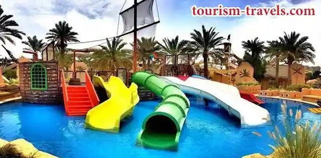جنة دلمون المفقودة ( The lost paradise of dilmun water park )