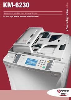 Kyocera KM-6230 Driver Download