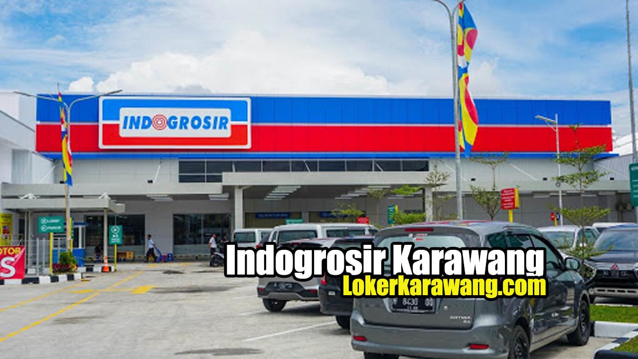 Indogrosir Karawang