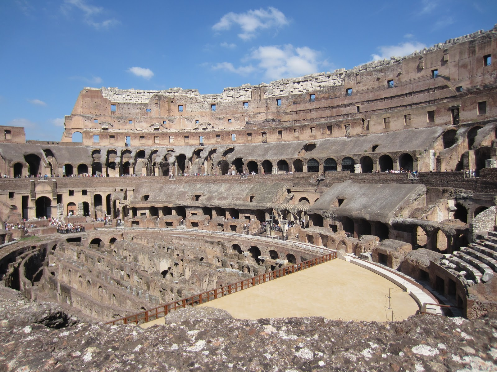 Pay A Visit: Uncovering Ancient Rome: The Colosseum & Forum