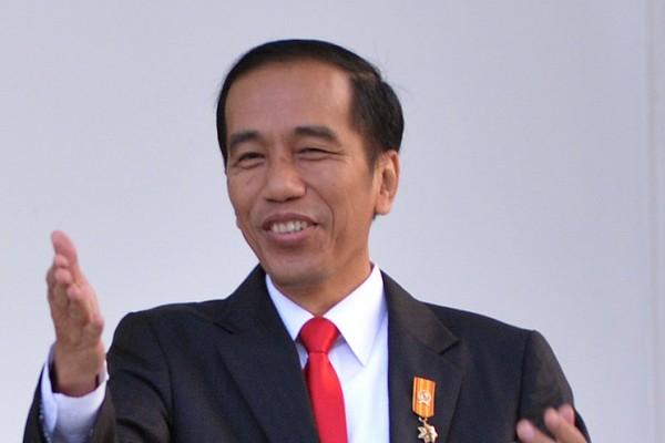 Jokowi Enggan Komentar soal Polemik UU MD3