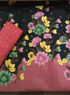 Tempat jual beli kain batik paling murah pekalongan