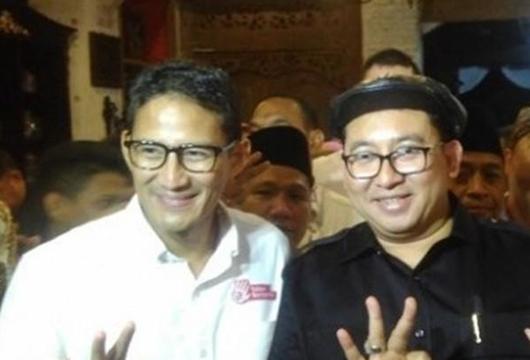 Fadli Zon Gak Setuju Mahar Politik Sandiaga Uno Dibawa ke Bawaslu
