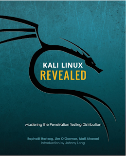 Kali Linux Revealed Mastering the penetration Testing Distribution free download