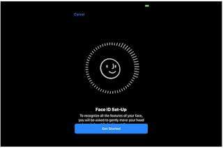 Begini Cara Set Up Face ID Di iPhone X untuk Mengatur ID Wajah Di iPhone X