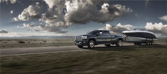 GMC 2016 Sierra With New Trailering Enhancements