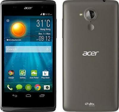 Harga dan Spesifikasi Acer Liquid Z500