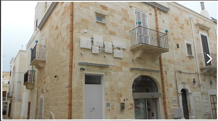 Accommodation in Polignano a mare
