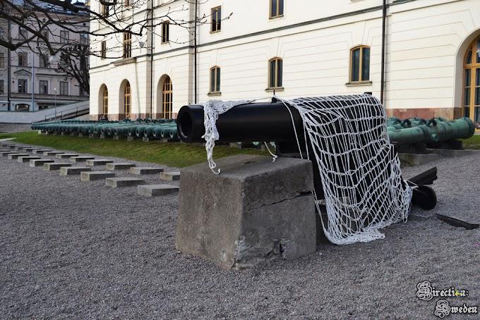 Armémuseum - moje ulubione sztokholmskie muzeum