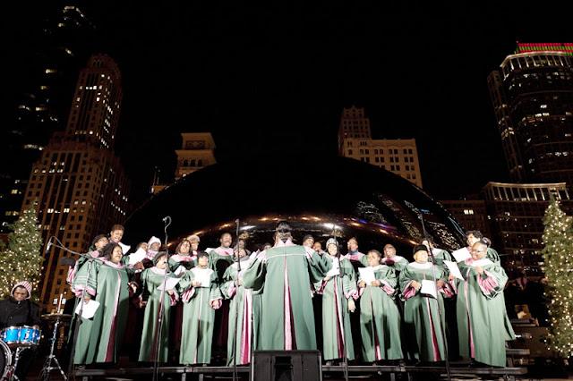Peças de Teatro, Musicais e Corais de natal em Chicago