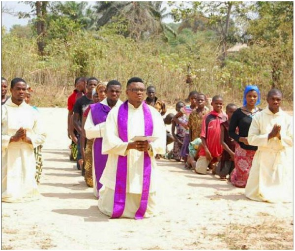 Rev. Fr. accused of sexual harassment by a parishioner  in Kogi State