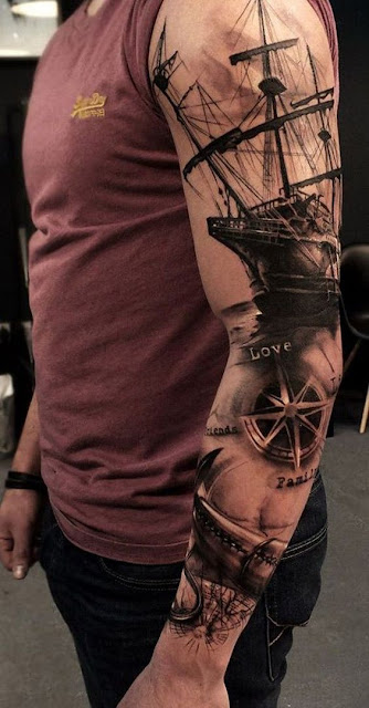 Best Sleeve Tattoos For Men
