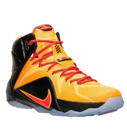 separation shoes 6805d 17005 ... Nike Lebron 12 Cleveland Cavs Sneaker Available HERE with more sizes  HERE , HERE   HERE. GS Sizes HERE , HERE , HERE   HERE.
