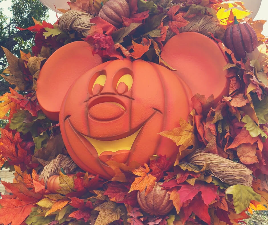 Activities And Shows To Book In Walt Disney World | Seeing Magic Kingdom dressed in Halloween decorations is awesome!