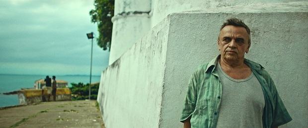Zé Dumont no filme Tungstênio