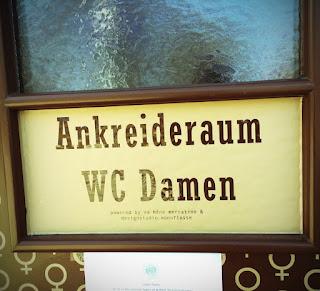 Bahnhofstoilette in Diessen am Ammersee