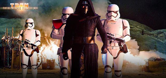 Noi imagini oficiale din cel mai aşteptat film al anului, Star Wars: The Force Awakens