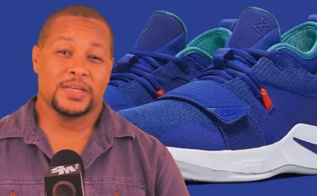 #kickgame Ep 3 Paul George Fortnite Sneakers and more