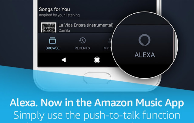 alexa amazon music