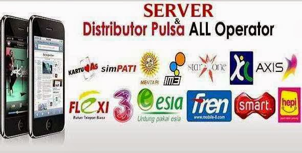 Metro Reload Pulsa All Operator Murah 2015