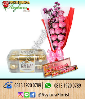 Handbouquet Toko Bunga Bekasi Kota 9