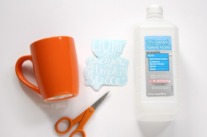 Tools for Applying a Vinyl Decal
