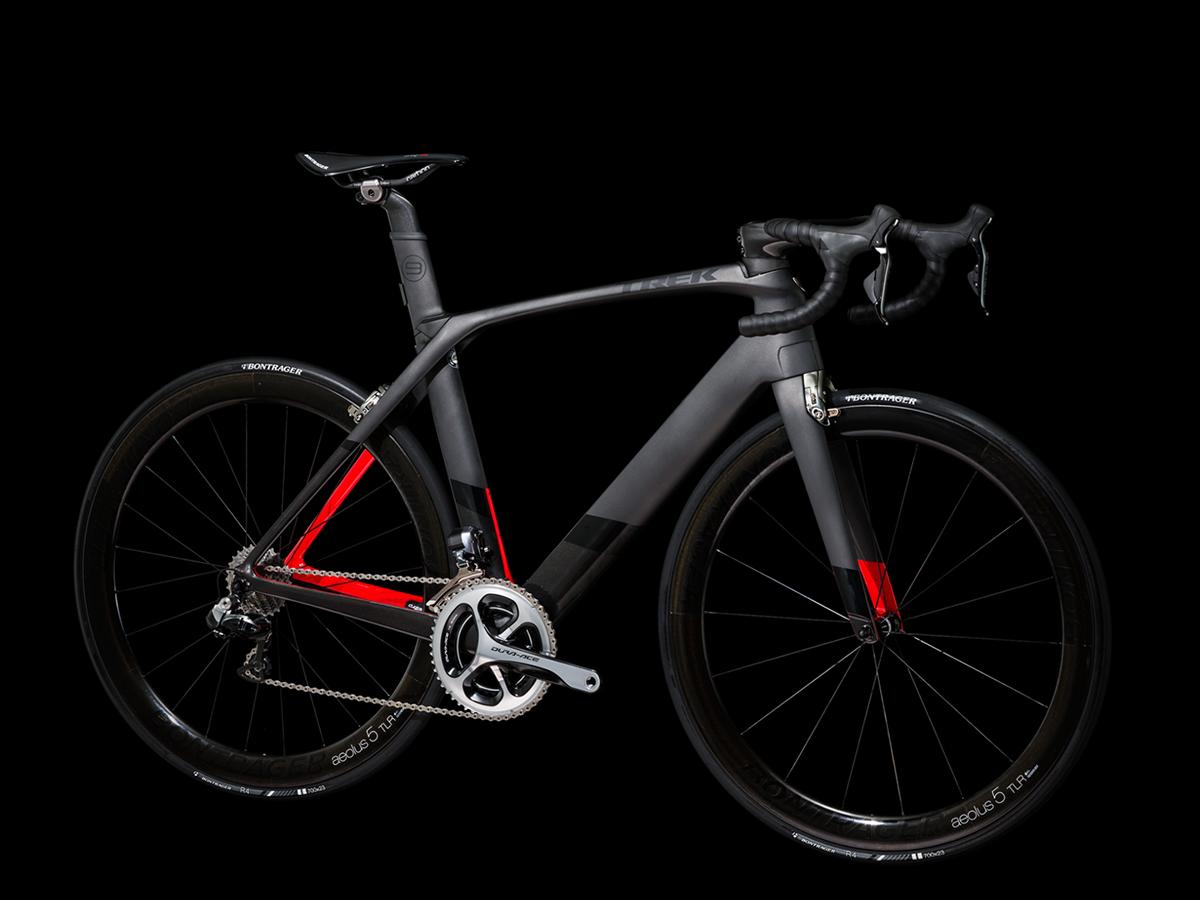 The Ultimate Race Bike: new Trek Madone 9 - 2015