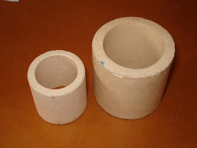 vòng sứ chịu nhiệt dùng xử lý khí thải và nước thải