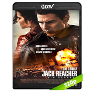 Jack Reacher: Sin regreso (2016) HC HDRip 720p Audio Ingles 2.0 Subtitulada