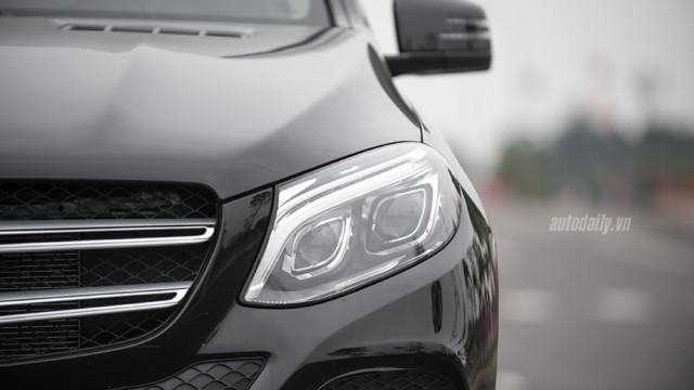 Đánh Giá Xe Mercedes Benz GLE400 Exclusive 4Matic 06