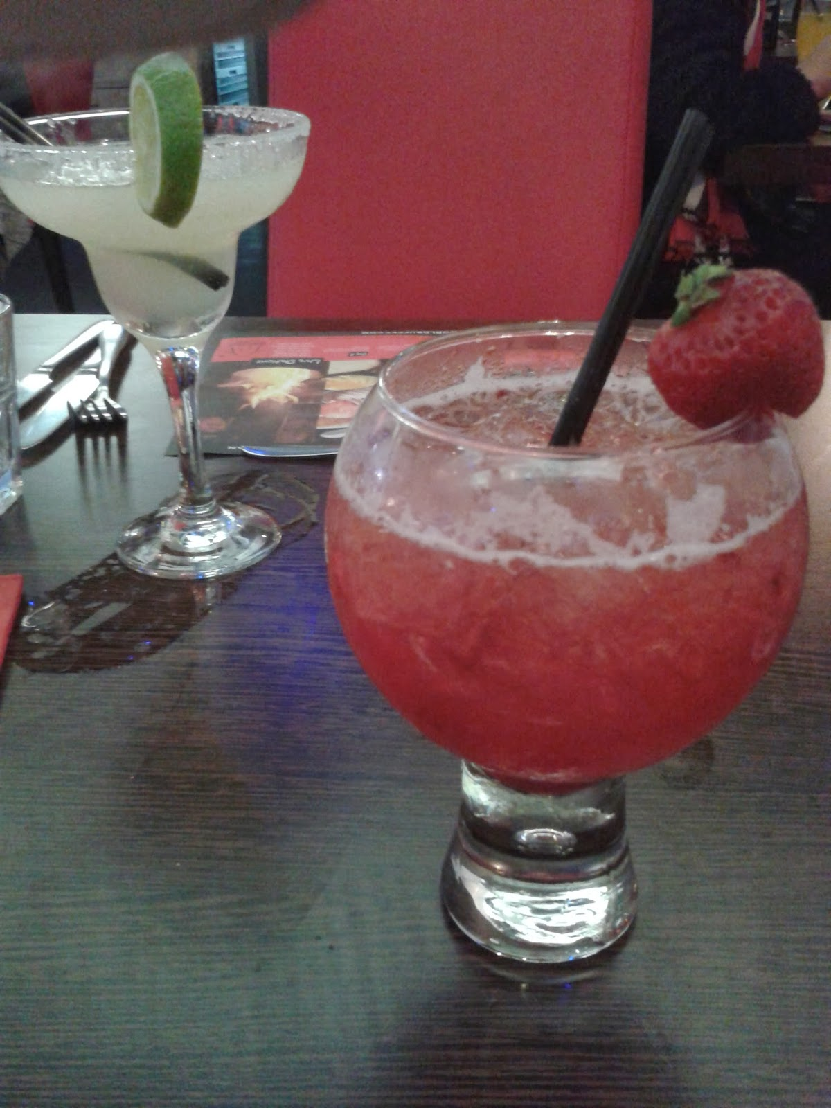 Cocktails at Red Hot World Buffet Cardiff, Red Hot World Buffet Cardiff
