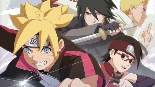 Boruto: Naruto Next Generations [Batch] Episode 1-30 English Subbed
