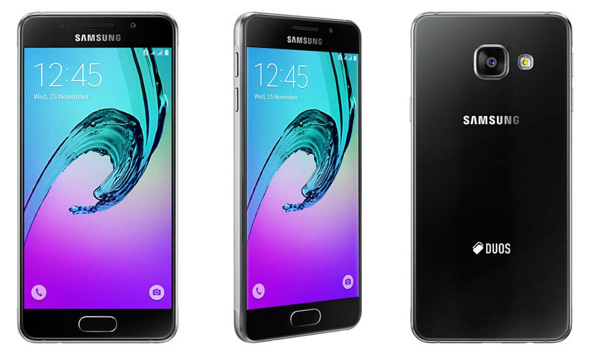 Harga Samsung Galaxy A3 2016 Maret