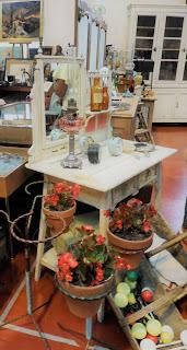 Detalle, mueble lavabo de el viejo almacen en desembalaje cantabria
