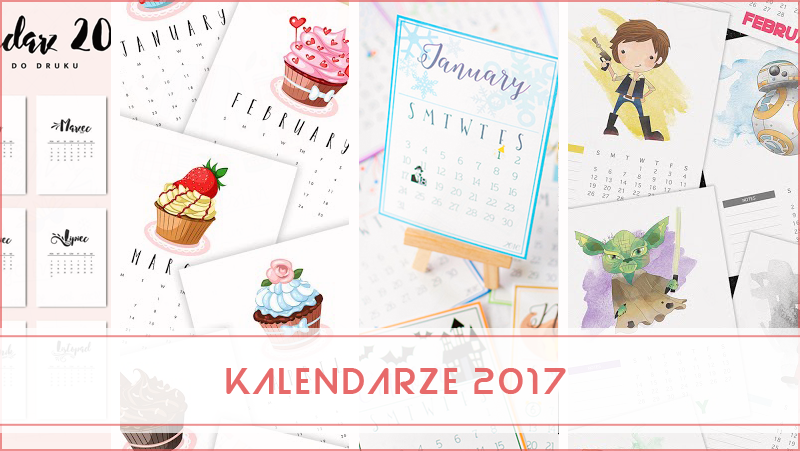 darmowe kalendarze do druku