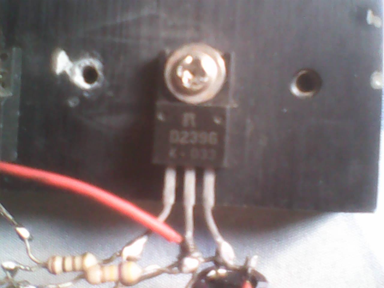 amplificador de audio con