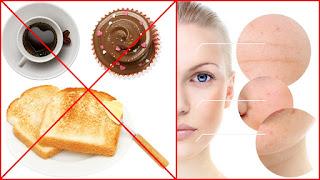 Les aliments qui détruisent votre peau et provoquent le vieillissement