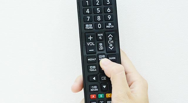 Cách sử dụng remote tivi Samsung K5500, KU6000, KU6100, K6300